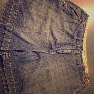 Denim Shorts 💥 plus size 20W